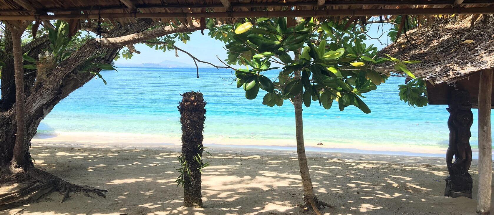 Solomon Islands Nugu beach Resort travel destinations-1