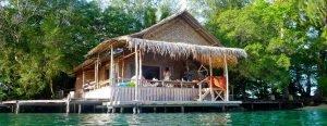 Solomon Islands Oravae Cottage travel destinations (1)