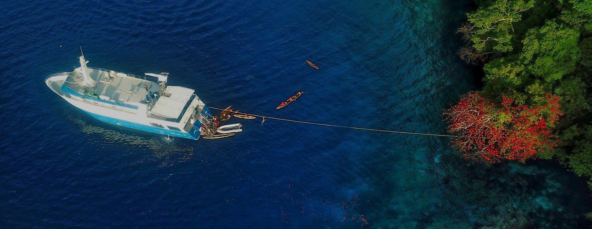 Solomon Islands Roderick Bay Hideaway travel destinations (1)