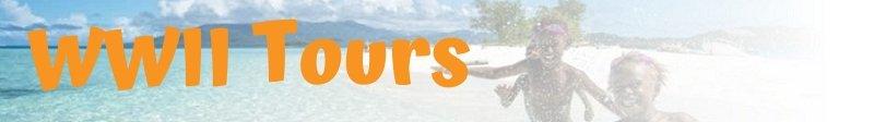 wwii tours solomon islands